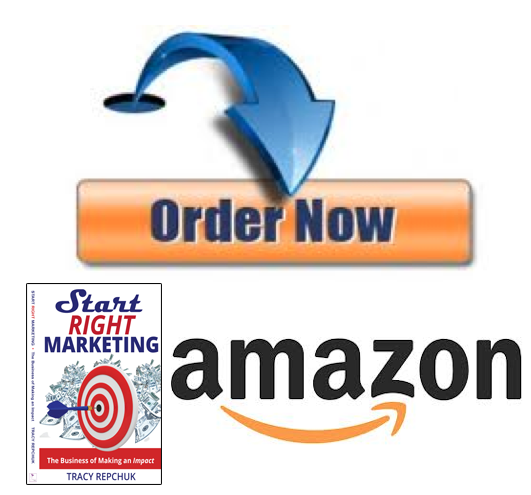 Start Right Marketing book buy now